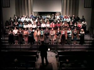 Mid State Choir Festival 2012 Concert