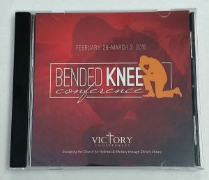 Bended Knee Conference CD